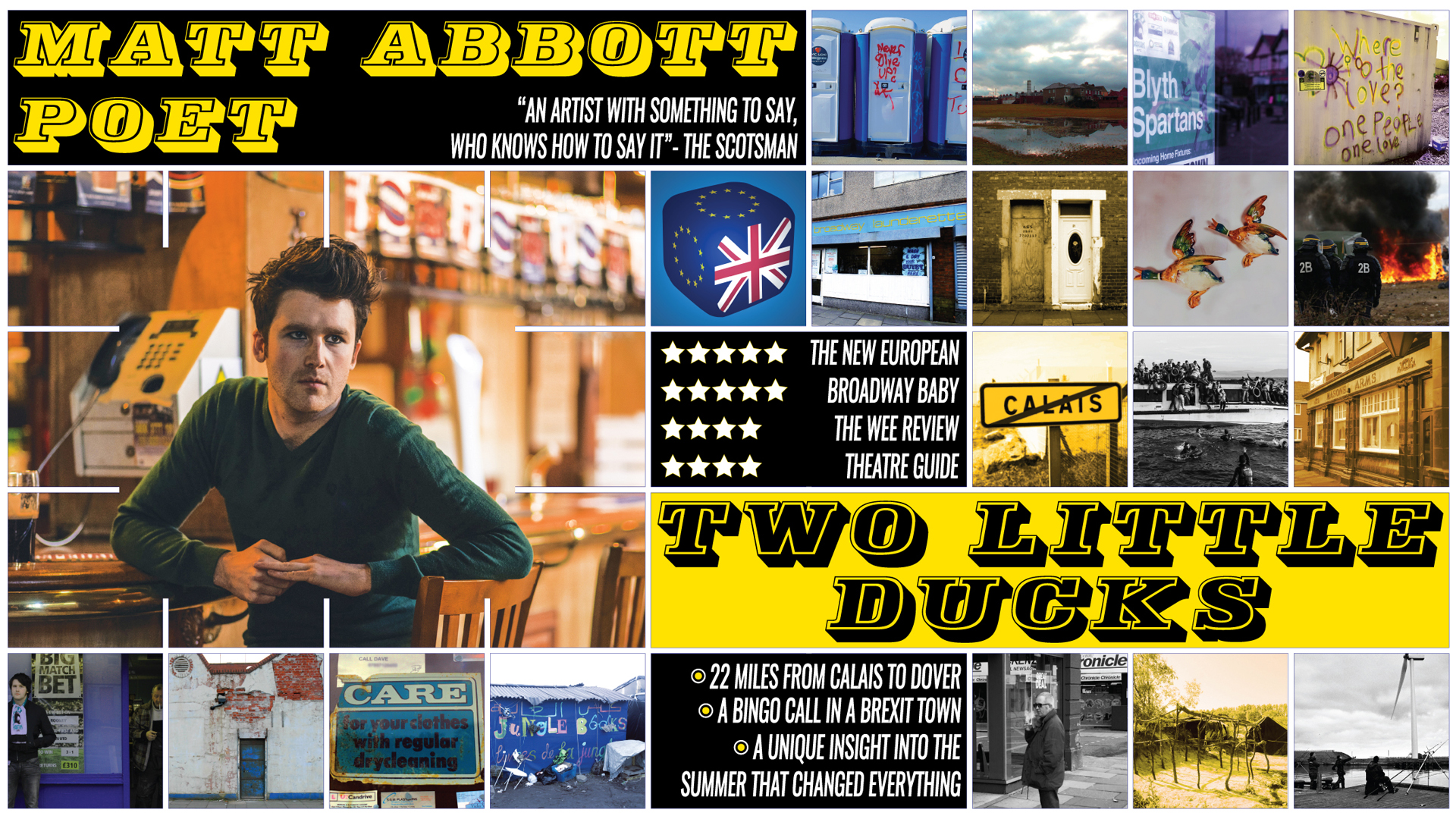Matt Abbott Two Little Ducks