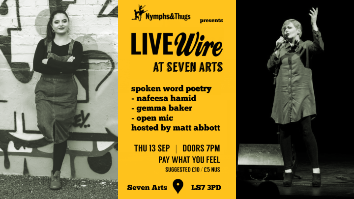 LIVEwire at Seven Arts