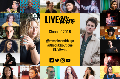 Nymphs & Thugs | LIVEwire 2018