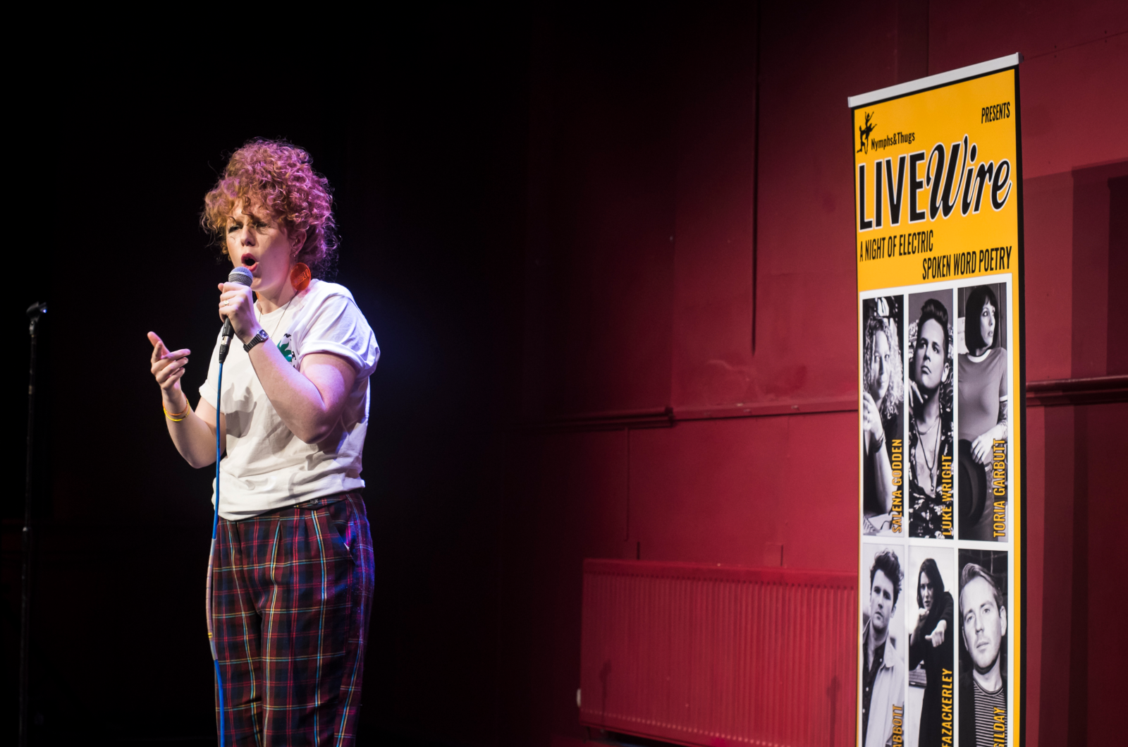 Nymphs & Thugs | LIVEwire Manchester | Kirsty Taylor