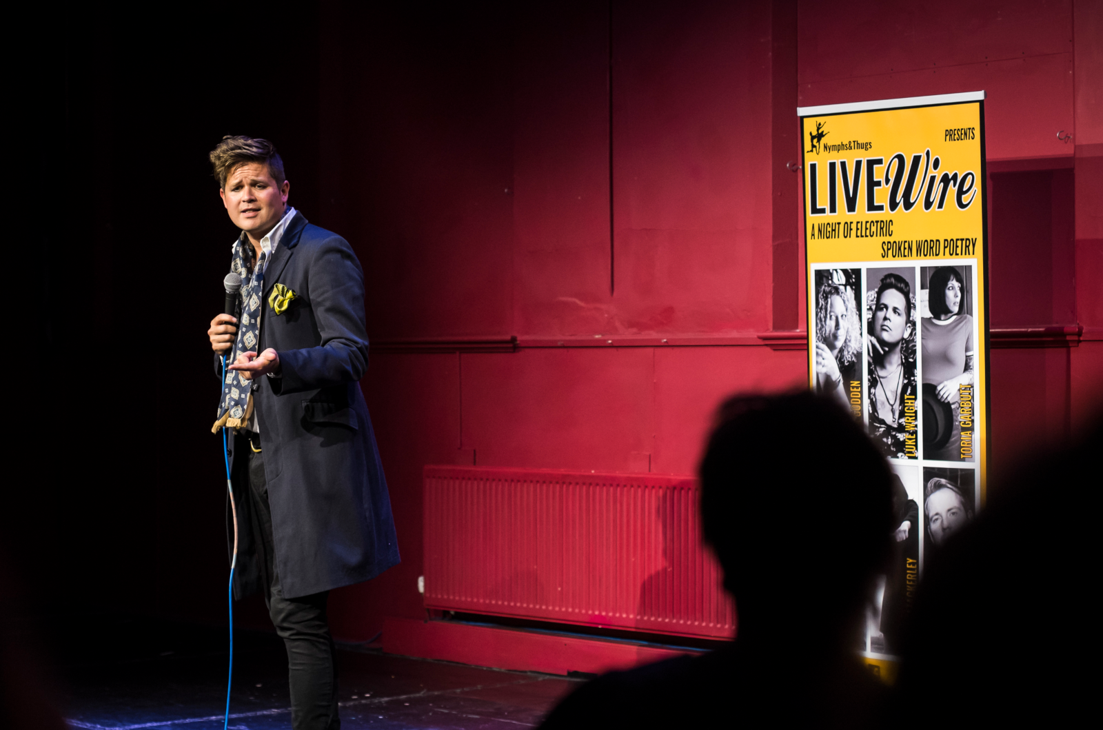 Nymphs & Thugs | LIVEwire Manchester | Luke Wright