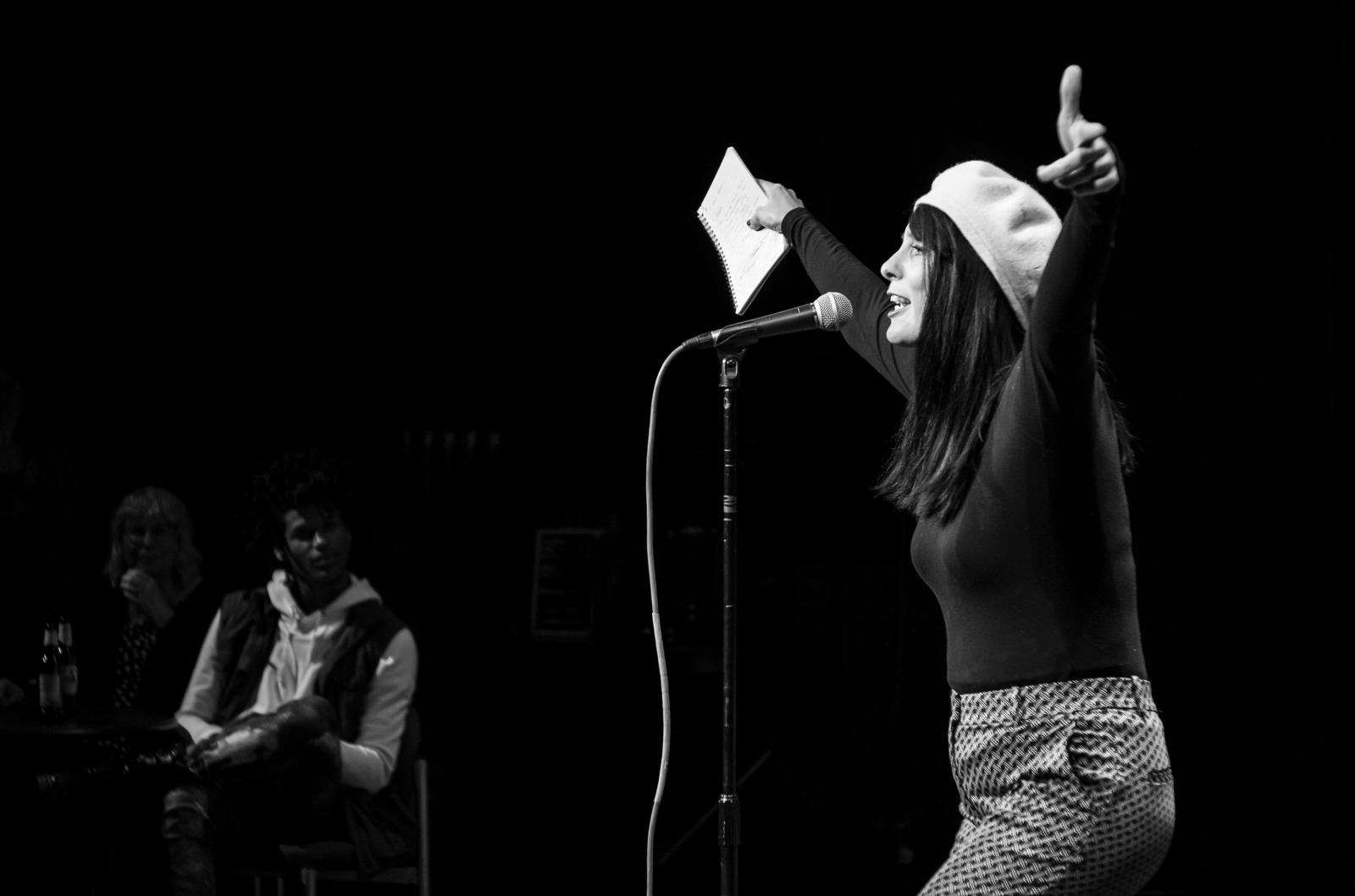 Nymphs & Thugs | LIVEwire Manchester | Toria Garbutt